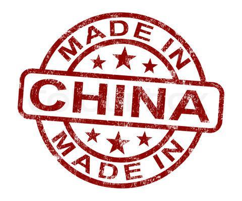 Hergestellt in China