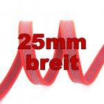 25mm breit