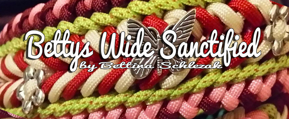 Neues Tutorial Online: Bettys Wide Sanctified