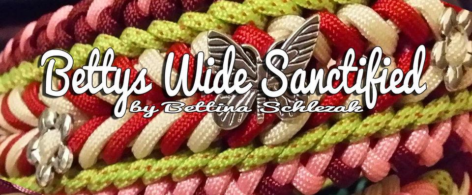 Neues Tutorial Online: Bettys Wide Sanctified
