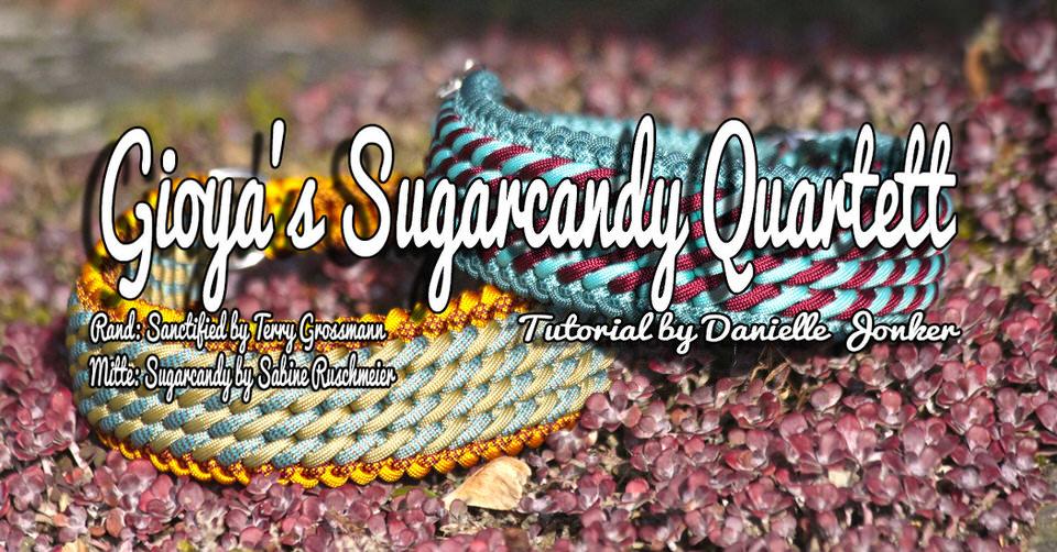 Neues Tutorial Online: Gioya's Sugarcandy Quartett