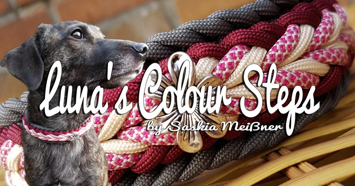 Neues Tutorial Online: Luna's Colour Steps