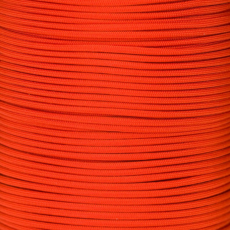 Paracord Typ 3 solar orange