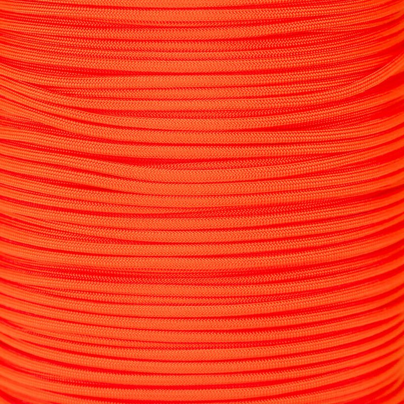 Paracord Typ 3 neon orange