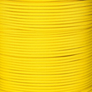 Paracord Typ 3 f.s yellow