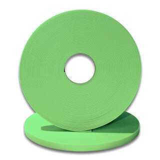BioThane® Beta - pastel green 19 mm