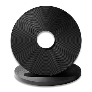 BioThane® Beta - black 25 mm