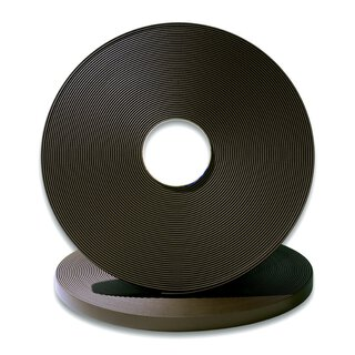 BioThane® Beta - dark brown 25 mm