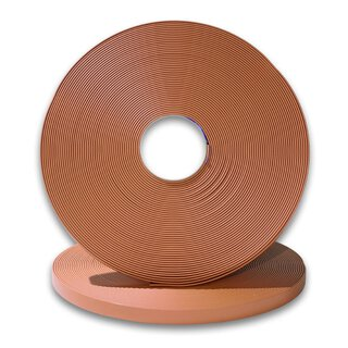 BioThane® Beta - light brown 25 mm