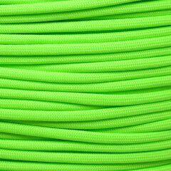 Paracord Typ 3 ultra neon green