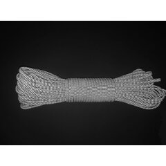 Paracord Typ 3 high reflektive black shockwave