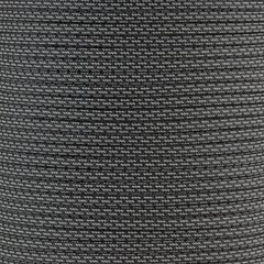 Paracord Typ 3 high reflektive black matrix