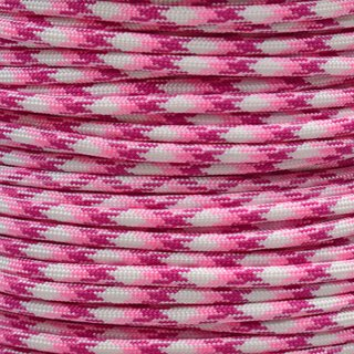 Paracord Typ 3 breast cancer awareness