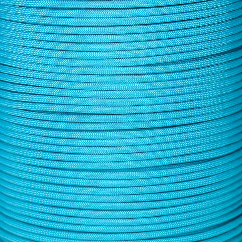 Paracord Typ 3 neon turquoise