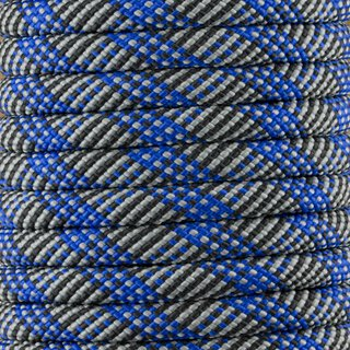 Premium - Polypropylen (PP) Seil 9.5mm thin blue line