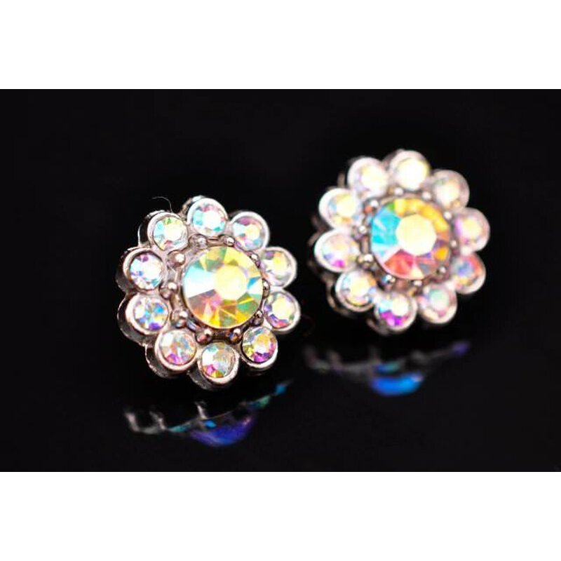 Concho Strass Flower multi