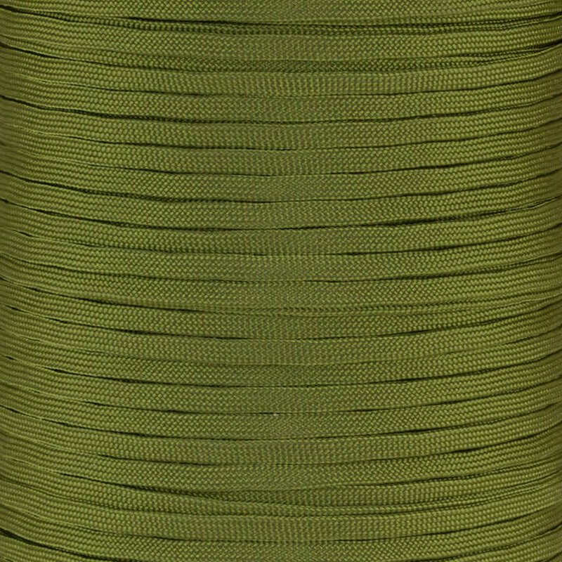 Paracord Typ 3 FLAT green pepper