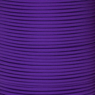Paracord Typ 3 purple / deep purple