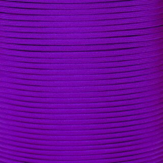 Paracord Typ 3 acid purple (alter Farbton)