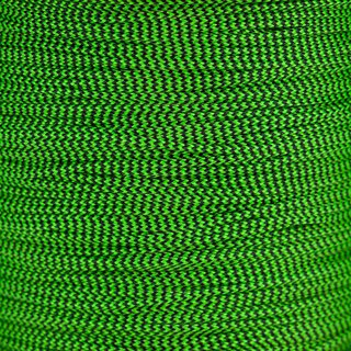 Paracord Typ 1 neon green shockwave