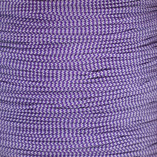 Paracord Typ 1 acid purple / silver grey shockwave