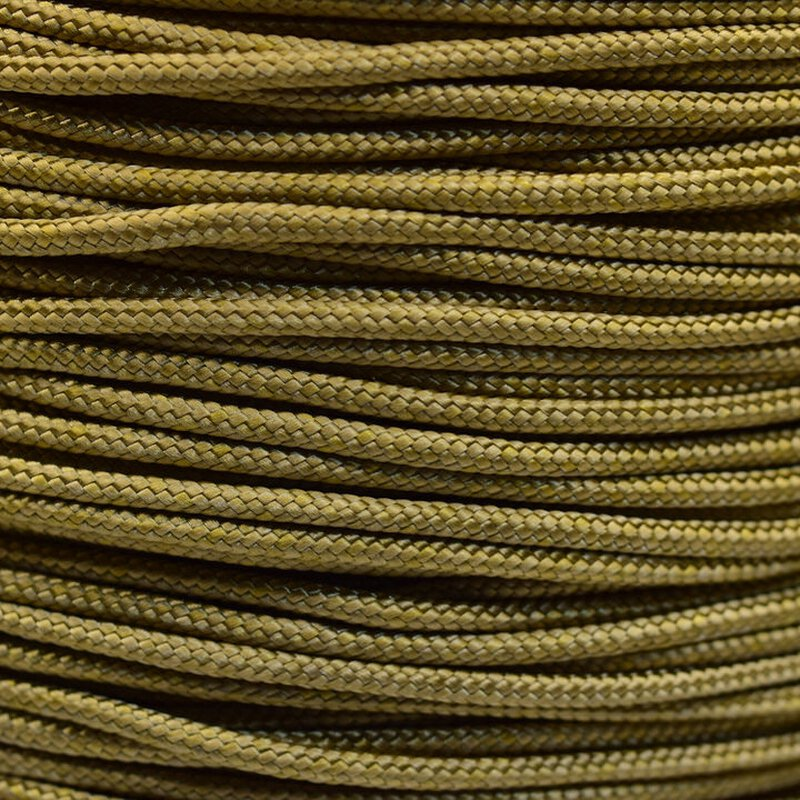 Paracord Typ 2 gold brown