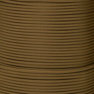 Paracord Typ 3 coyote brown