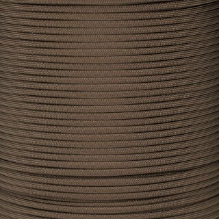 Paracord Typ 3 f.s brown