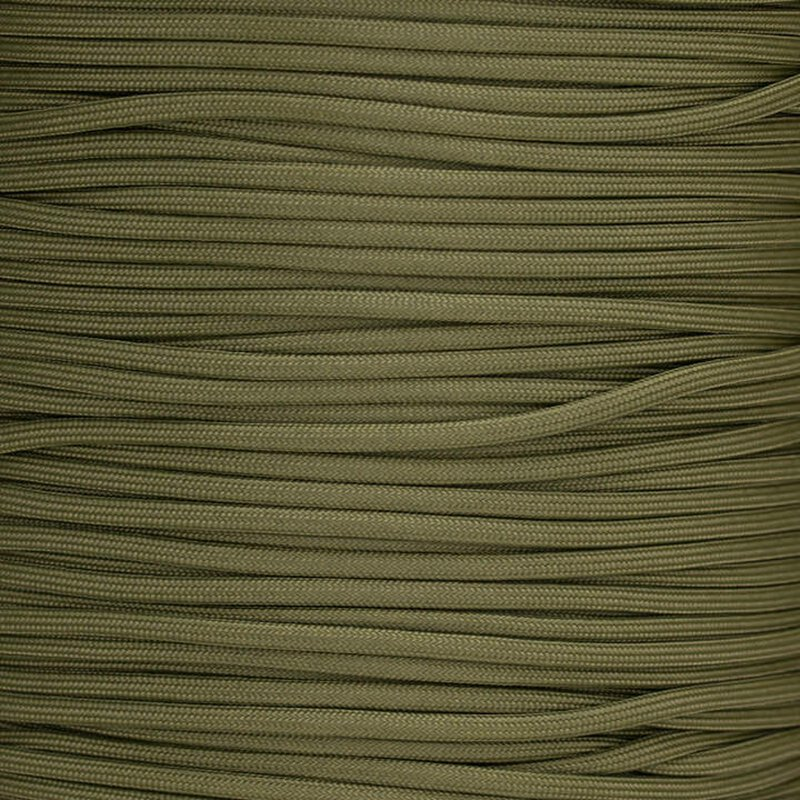Paracord Typ 3 olive darb