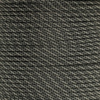 Paracord Typ 3  Helix DNA  black - charcoal grey