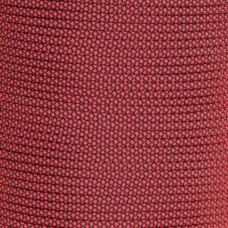 Shät solangs hät: Paracord Typ 3 scarlet red diamonds