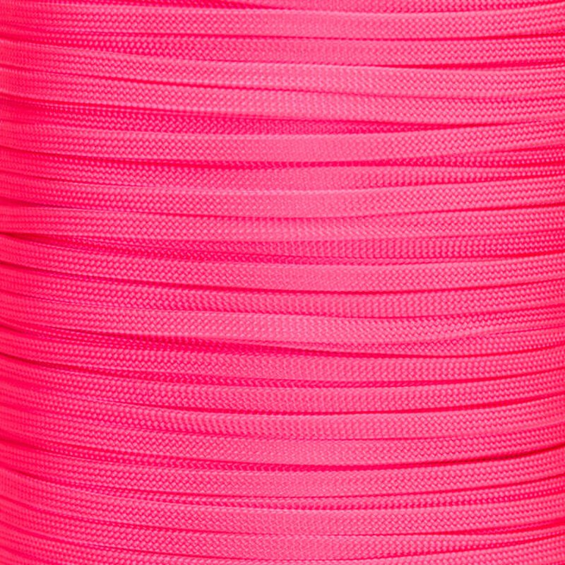 Paracord Typ 3 FLAT sea star pink