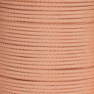 Paracord Typ 3 high reflektive fox orange diamonds