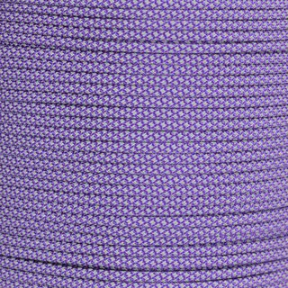 Paracord Typ 3 high reflektive deep purple diamonds