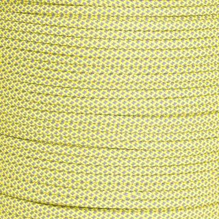 Paracord Typ 3 high reflektive pastel yellow diamonds