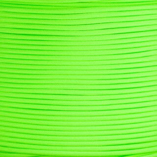 Paracord Typ 3 acid green