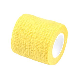 Stretch Tape Yellow, Rolle à 4.5m