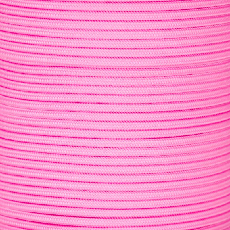 Paracord Typ 2 Glow Cord - pink