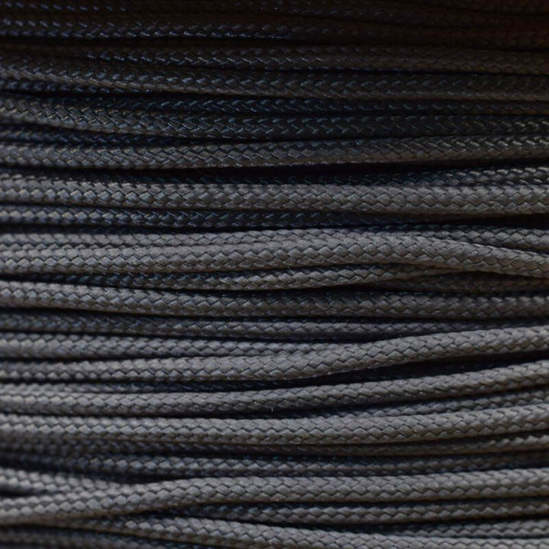 Paracord Typ 1 charcoal grey