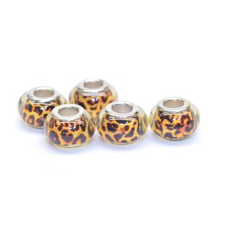 Acrylbead Animal - 5er Set
