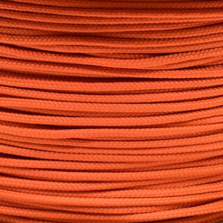Paracord Typ 1 solar orange