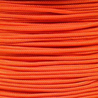 Paracord Typ 1 neon orange