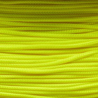 Paracord Typ 1 neon yellow