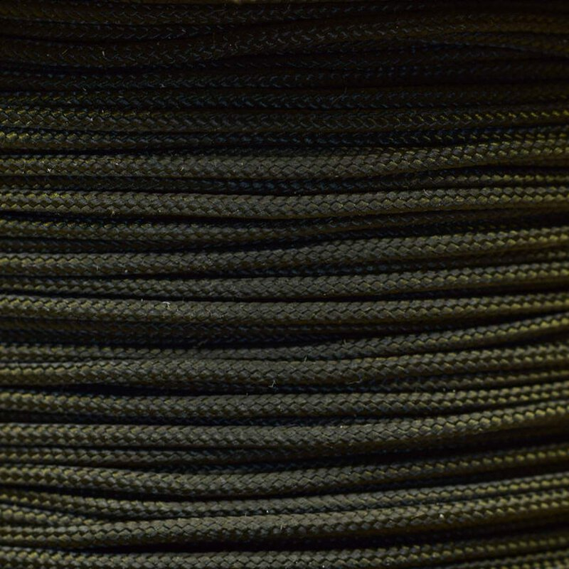 Paracord Typ 1 olive darb