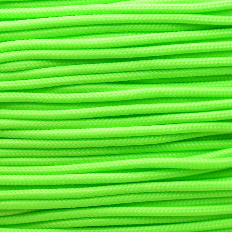 Paracord Typ 1 ultra neon green