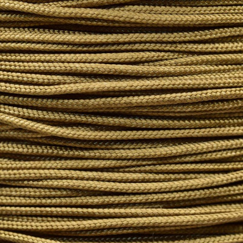 Paracord Typ 1 gold brown