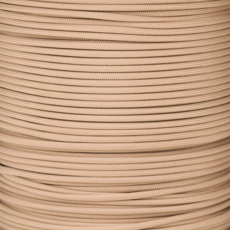 Paracord Typ 3 tan380 / mocca