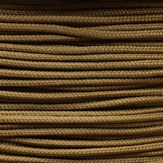 Paracord Typ 1 coyote brown