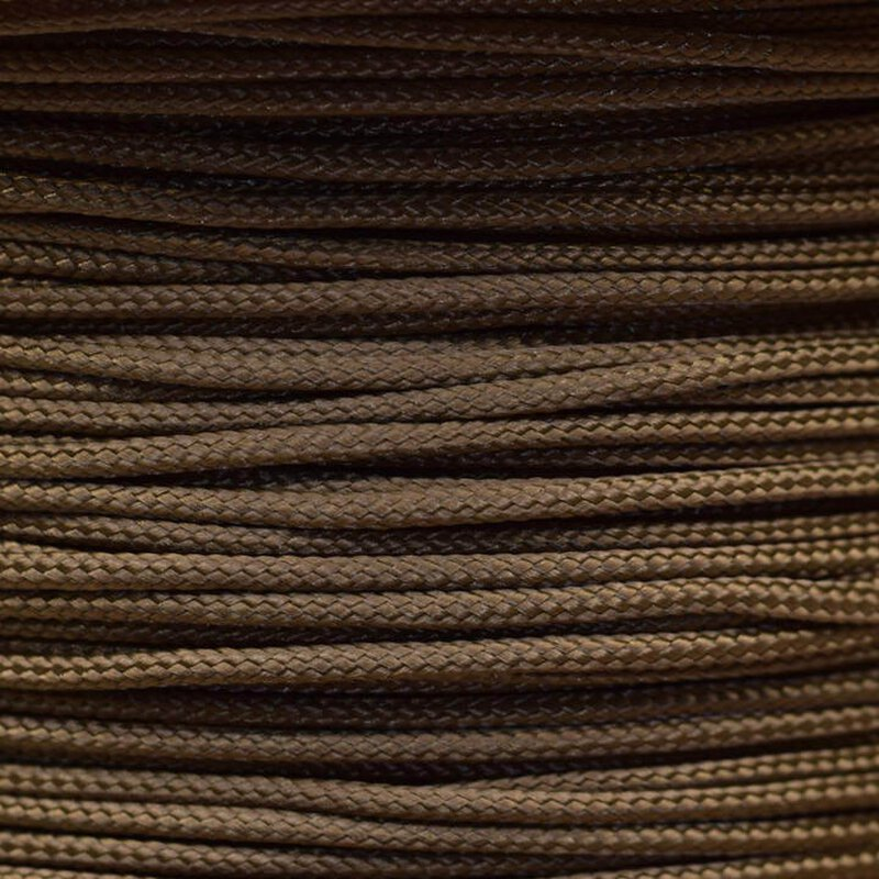 Paracord Typ 1 f.s brown
