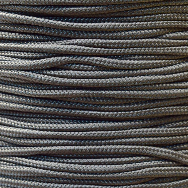 Paracord Typ 2 charcoal grey